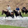 The unique horseback trips along the Great Silk Road on the territory of Kyrgyzstan